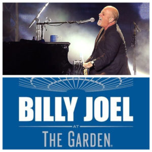 Billy Joel Raffle